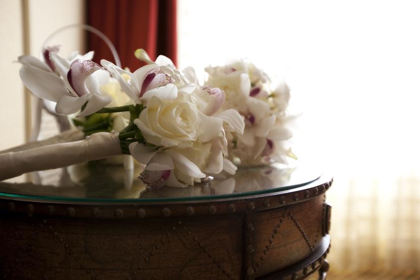 Wedding Flowers at JW Marriott © Marni Mattner Photography