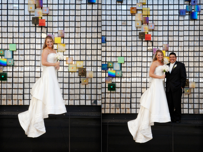 Wedding of Jacqulyn & Michael at JW Marriott © Marni Mattner Photography