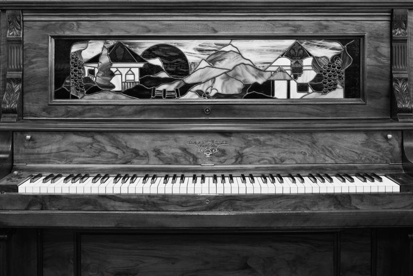 American Classic Piano Company Telluride Piano © Marni Mattner Photography