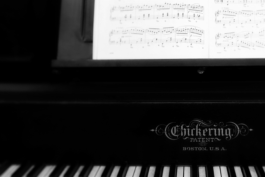 American Classic Piano Company custom pianos in Denver, CO © Marni Mattner Photography