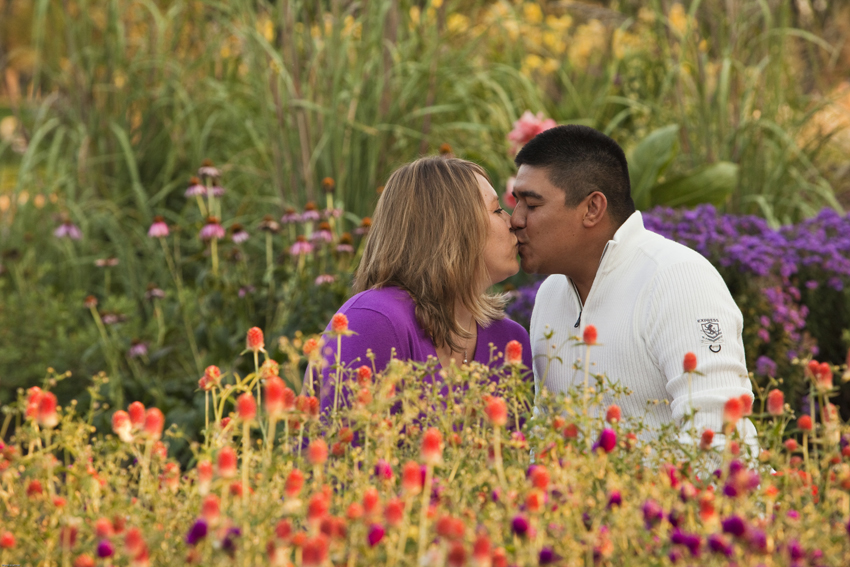 Newlyweds Jaqulyn and Emilio in Wash Park  Marni Mattner Photography