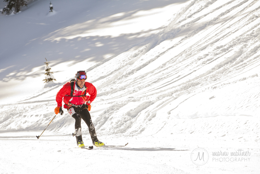 COSMIC Ski Race in Crested Butte © Marni Mattner Photography