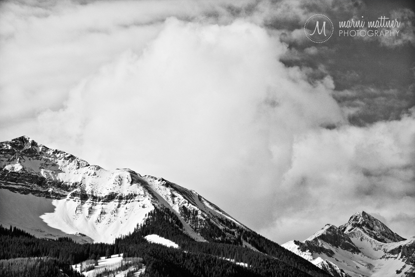 Telluride, CO Mountains © Marni Mattner Photography