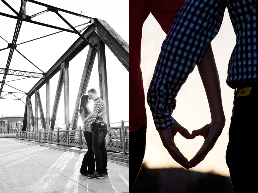 True Love in LoDo - Andrea and Steve  Marni Mattner Photography