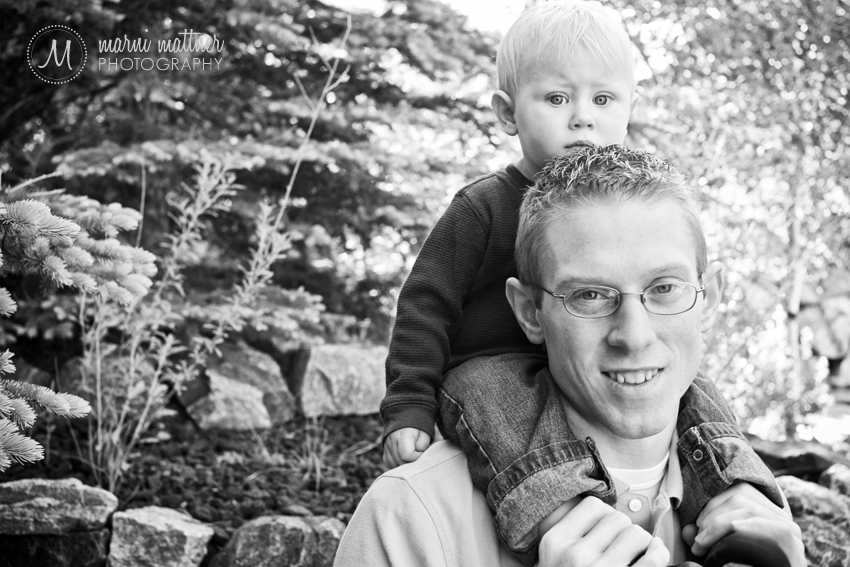 Father-Son Photos Of Logan And His Dad Scott  Marni Mattner Photography