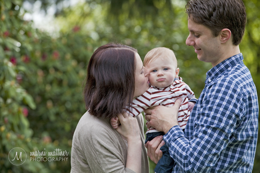 Portland, OR Family Photos © Marni Mattner Photography