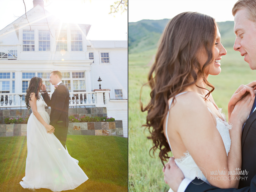 Wedding Day Sunshine for Andrea & Steve © Marni Mattner Photography