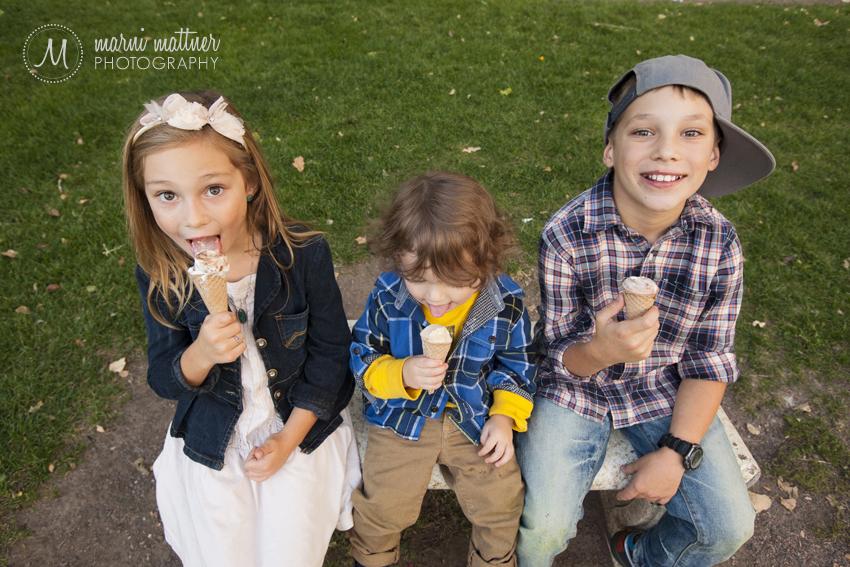 Cousin Portraits in Denver, CO © Marni Mattner Photography