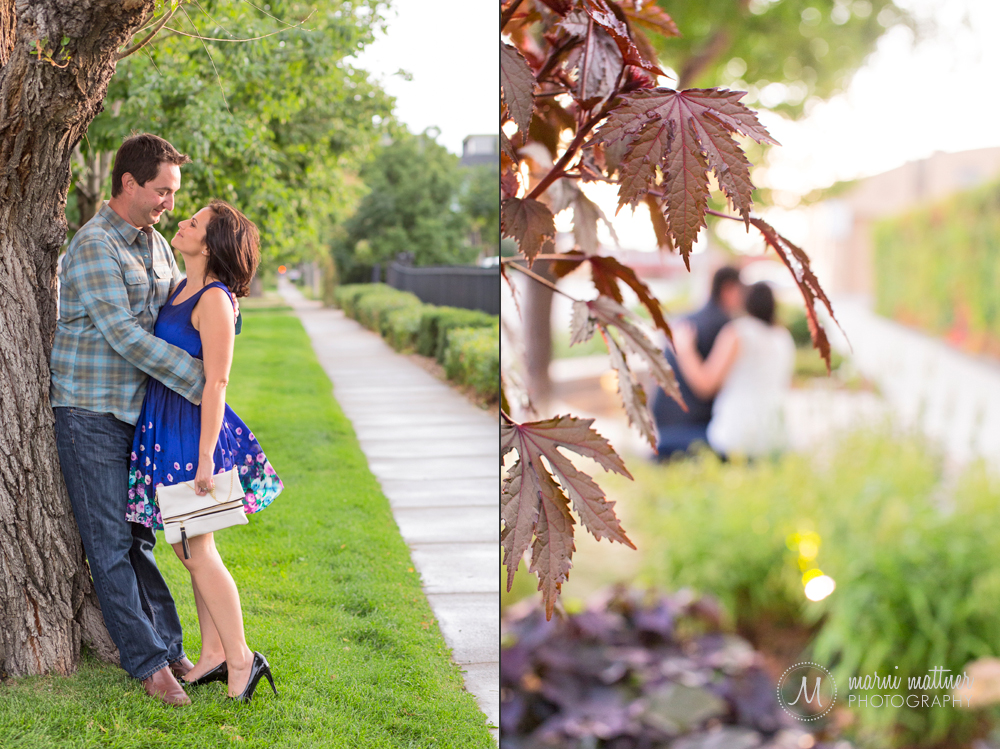Sarah & Jim in Denver's RiNo District © Marni Mattner Photography