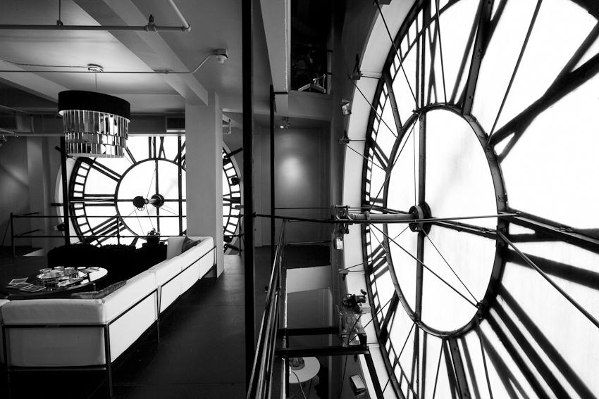 Denver Urban Clock Tower – Doors Open Denver 2009 Winner Interiors Category © Marni Mattner Photography