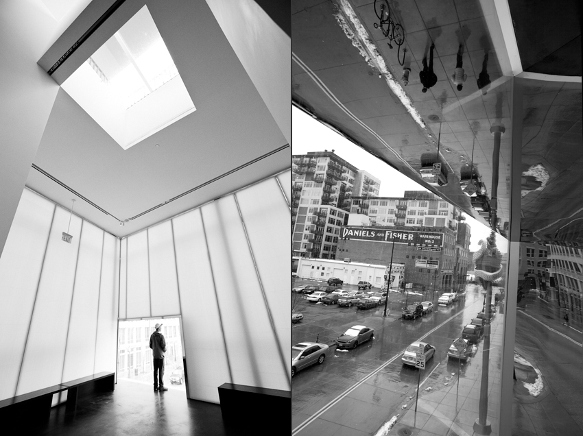 Denver Tilted World Window – Doors Open Denver 2009 Winner People Category © Marni Mattner Photography