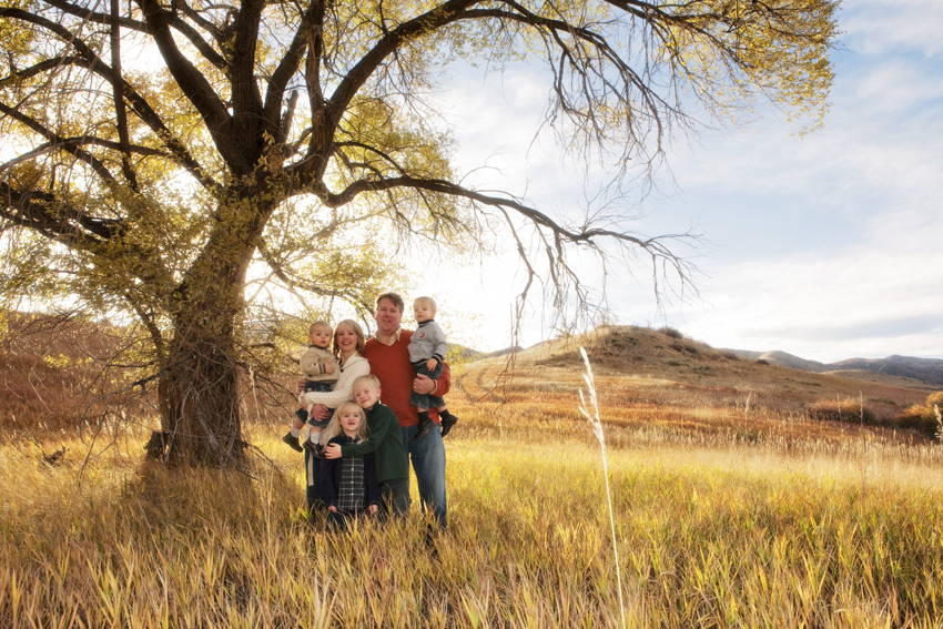 Greves Family Portraits © Marni Mattner Photography