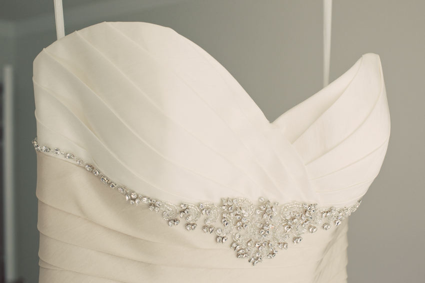 Kecia's Bridal Gown © Marni Mattner Photography
