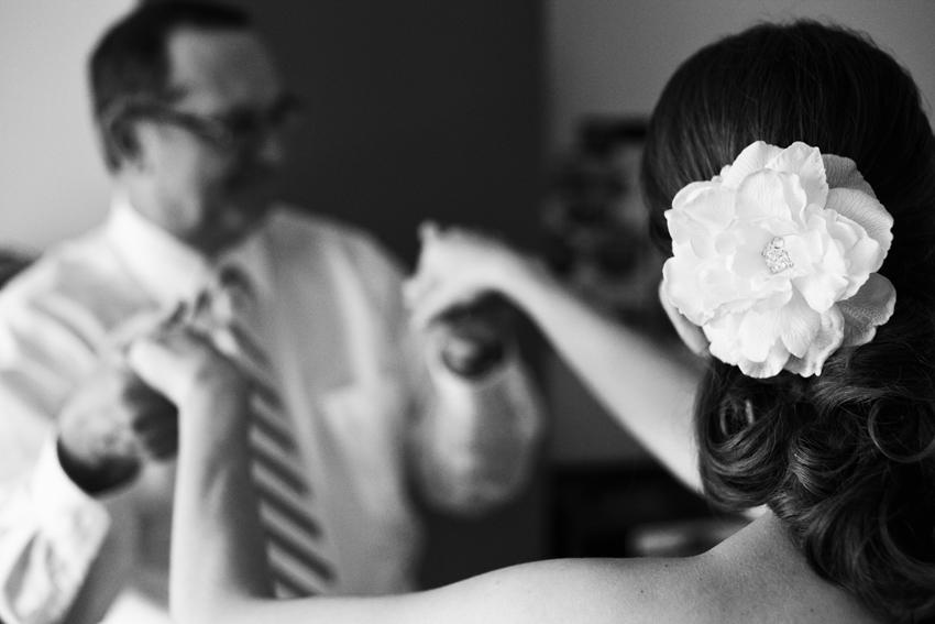 Jenae and Her Father © Marni Mattner Photography