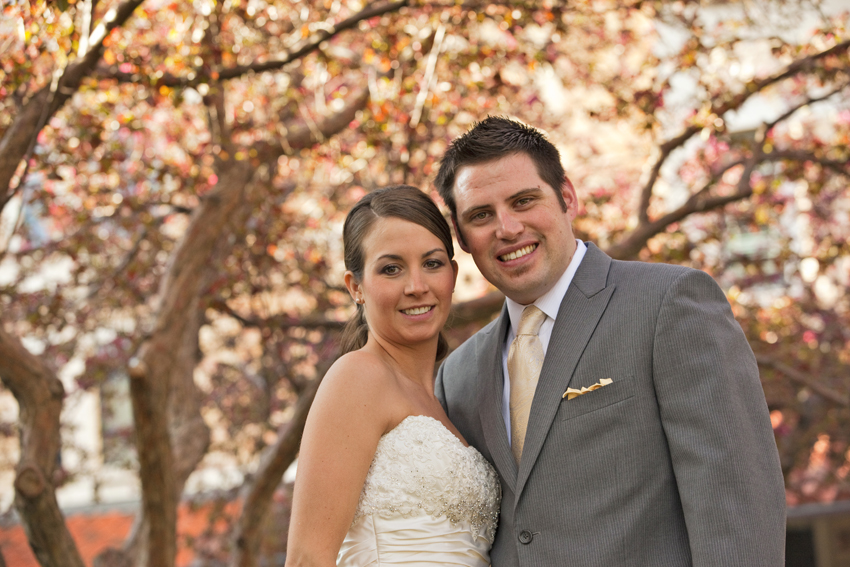 Jenae and Joe on Boulder Campus © Marni Mattner Photography