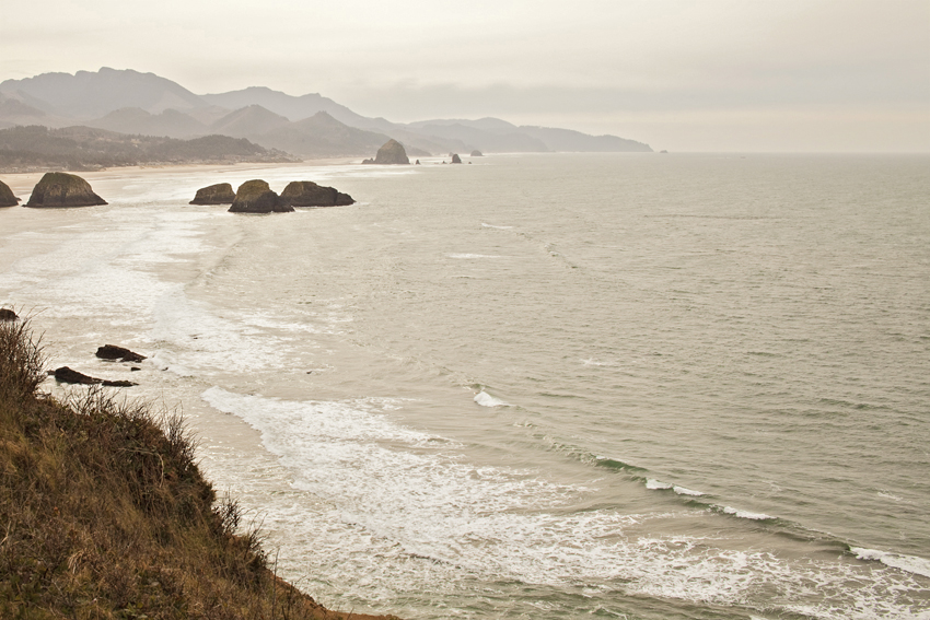 Western Oregon Coastline © Marni Mattner Photography