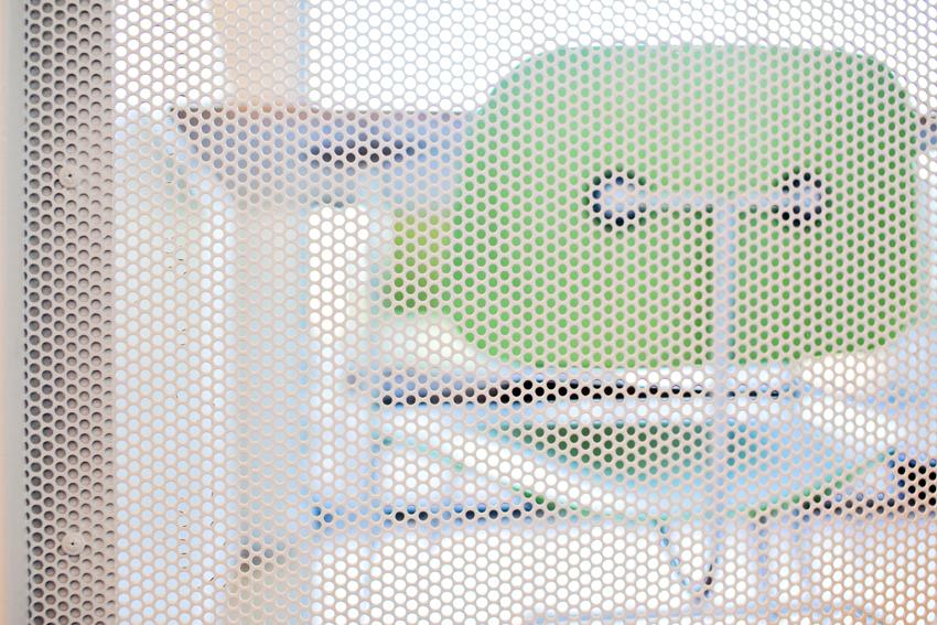 Interior Details © Marni Mattner View Through The Staircase © Marni Mattner Photography