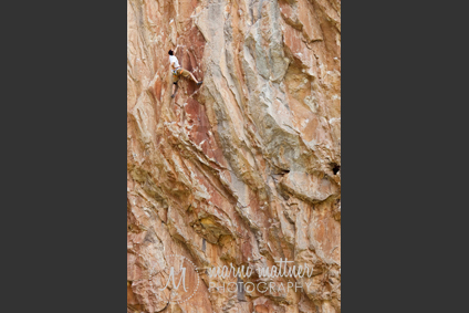 Rifle, Colorado Climber and Author Andrew Bisharat's new book features Marni Mattner Photography