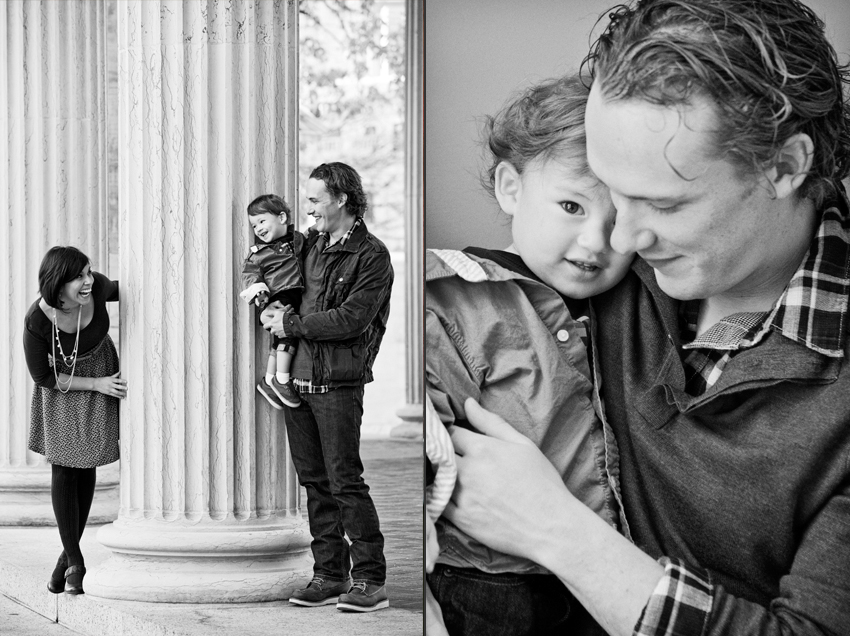 Jeanne, Max & Jayme in Denver, Colorado for Family Portraits © Marni Mattner Photography