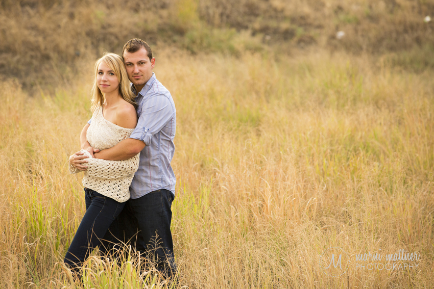 Brook & Eric Engagement Denver, CO © Marni Mattner Photography