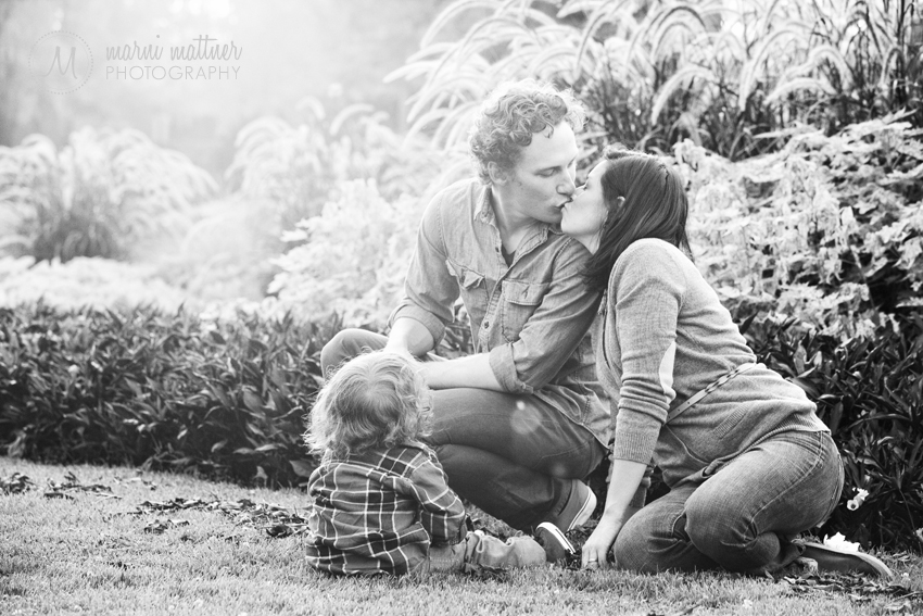 Jayme, Jeanne & Max's Wash Park Family Photos in Denver, CO © Marni Mattner Photography