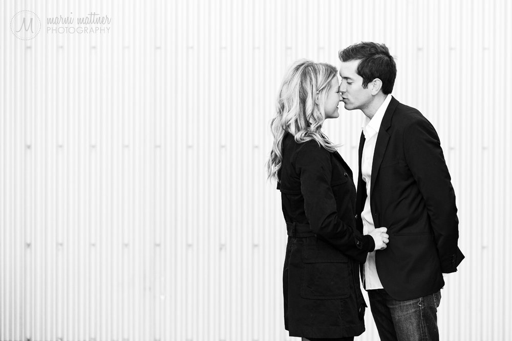 Denver engagement photos © Marni Mattner Photography