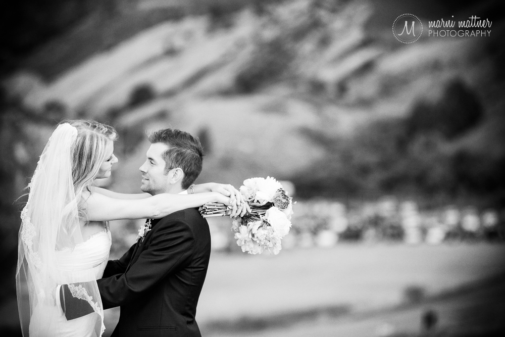 Red Rocks Amphitheater wedding photos