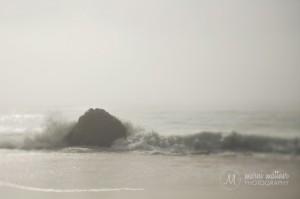 Pacific Ocean Near Big Sur, Perfect for Mason Jennings' California © Marni Mattner Photography