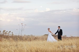 Bride and Groom Nicolle and Brian © Marni Mattner Photography